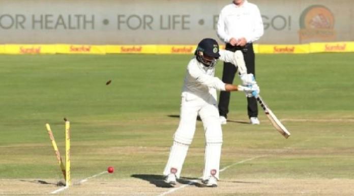 India SA test