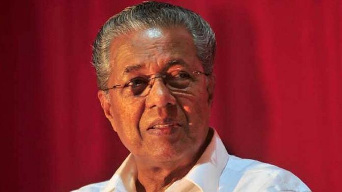 Pinarayi vijayan CPM pinarayi vijayan hospitalized
