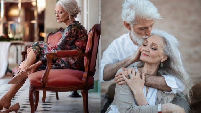 This Agency Hires Only Older Models