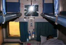 be ready to pay more for lower berth