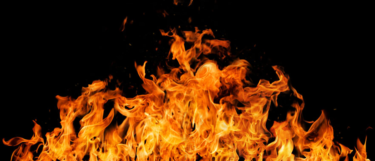fire fire accident in chali
