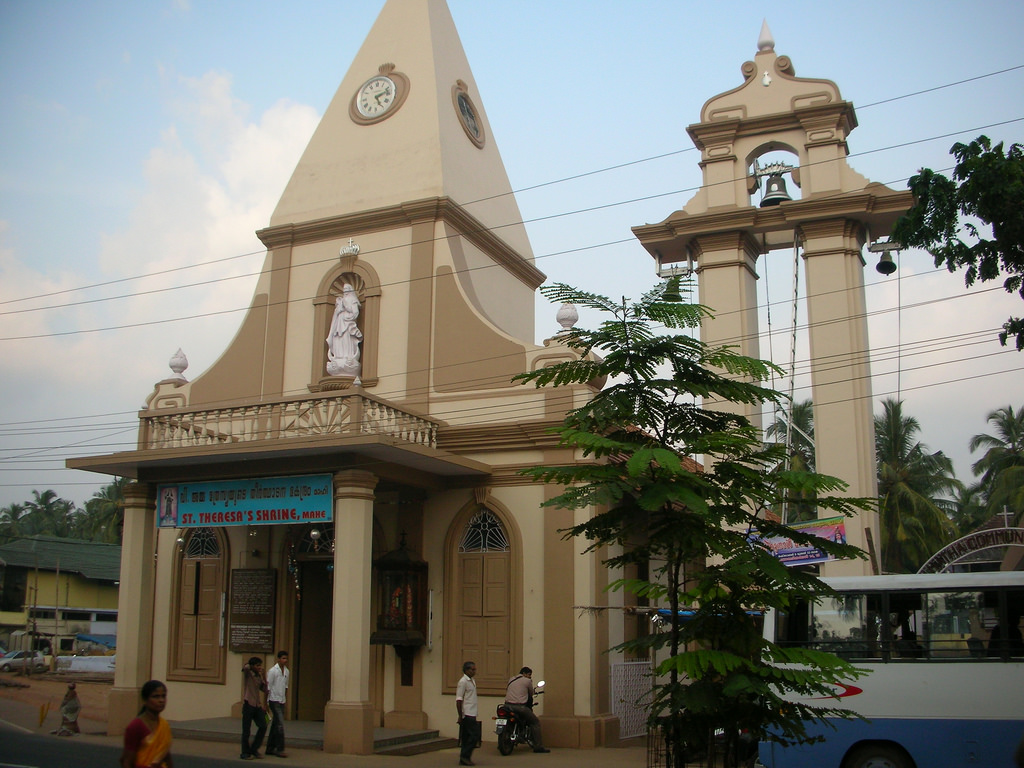 mahi church