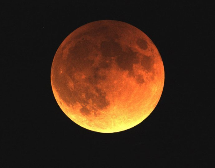 the best pictures of blood moon