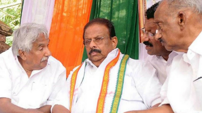 K.Sudhakarann