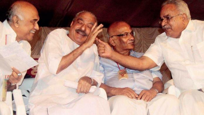 Kanam with KM manii