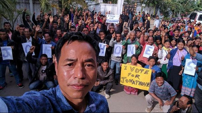 Meghalaya NCP candidate killed