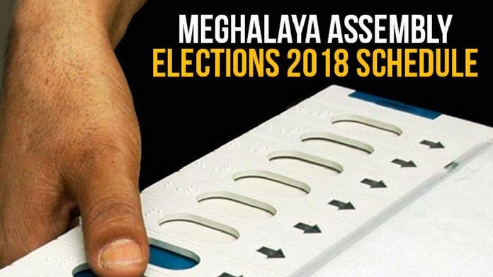 Meghalaya election 2018