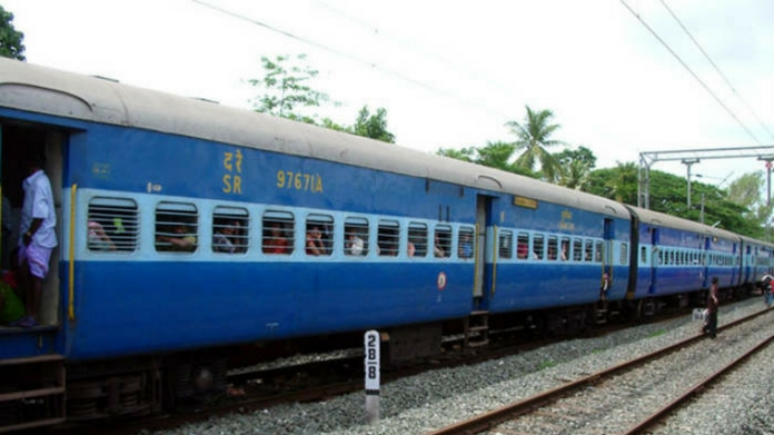 Southern Railway to do away with reservation charts on trains from March 1