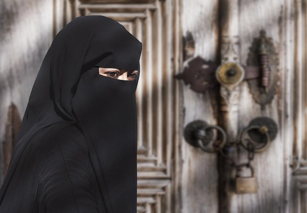 burqa pardha
