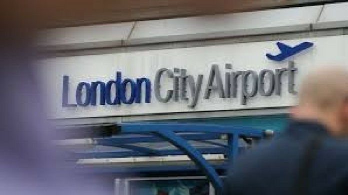 london airport shut down