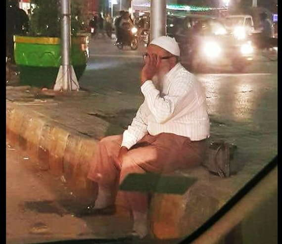 man karachi signal