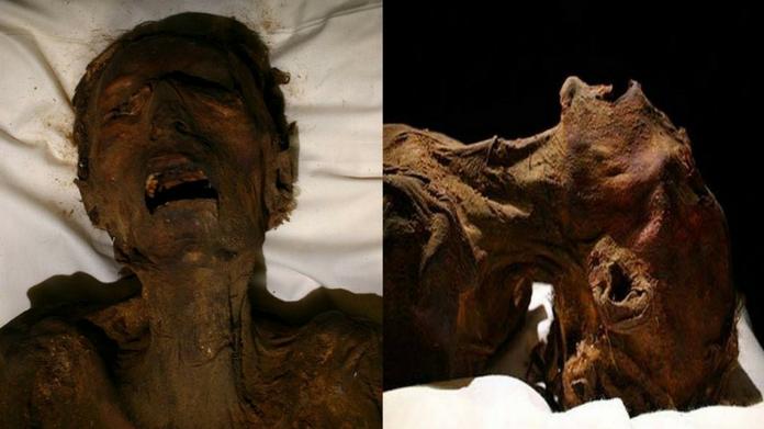 secret behind screaming mummy
