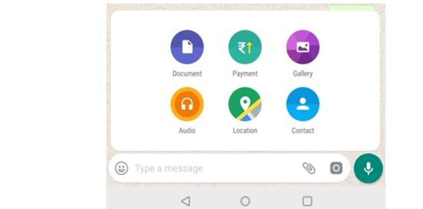 whatsapp payment feature now available in India