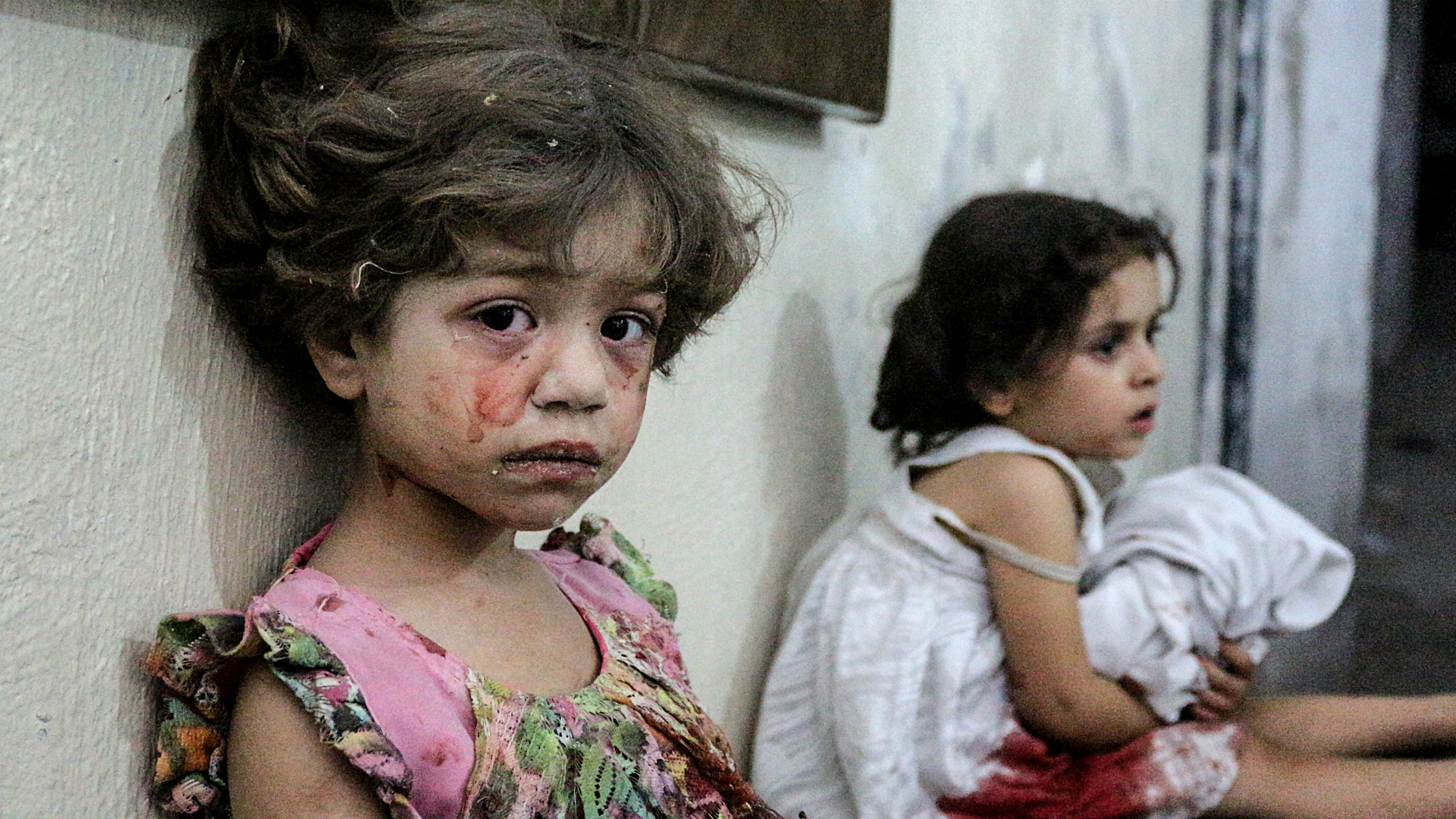 what is happening in syria