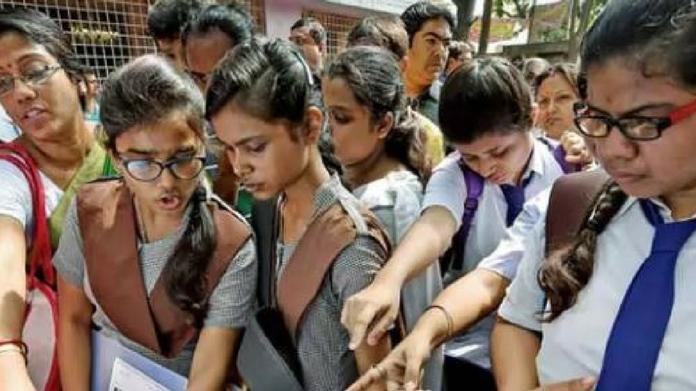 CBSE students exam