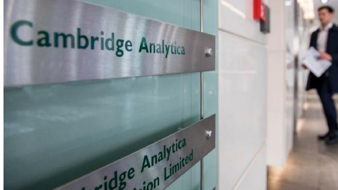 centre sends notice to cambridge analytica