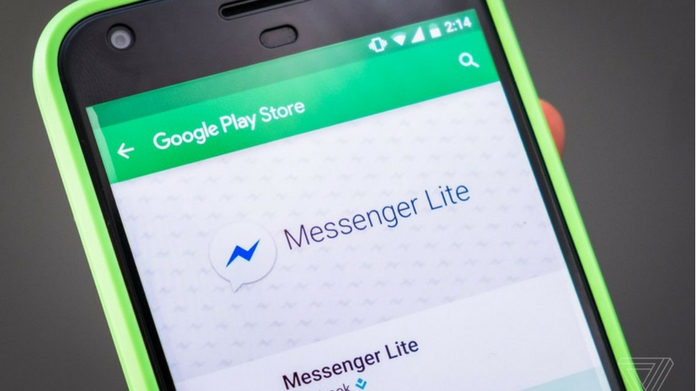 facebook messenger lite introduces new feature