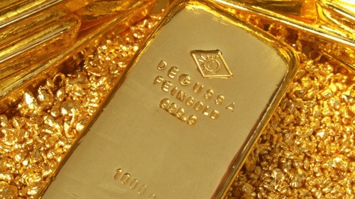 gold price reaches lowest in march