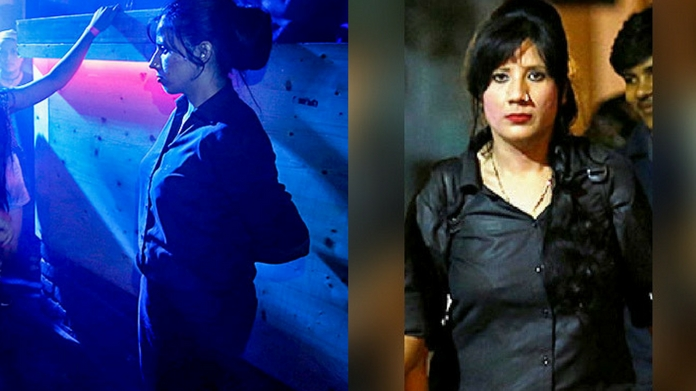 life story of delhi female bouncer mehrunnisa