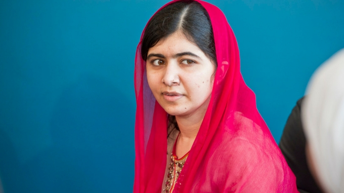 malala come backs to pak after 6 years