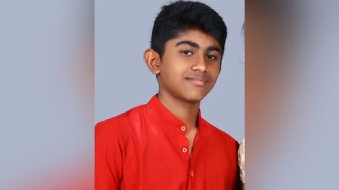 missing 14 year old nimish found from railway station
