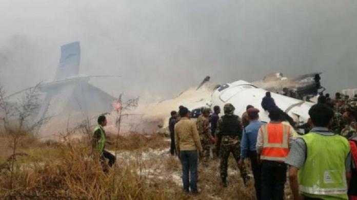 plane crash dhaka