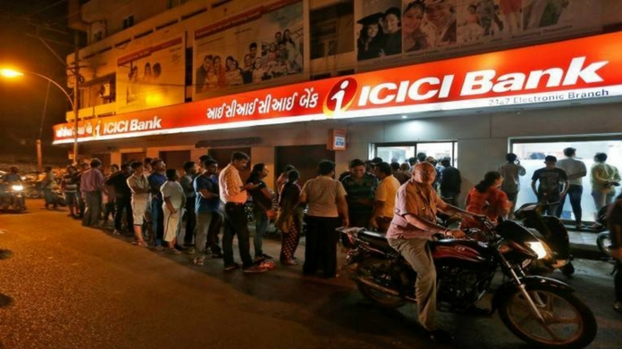 rbi imposes fine on ICICI
