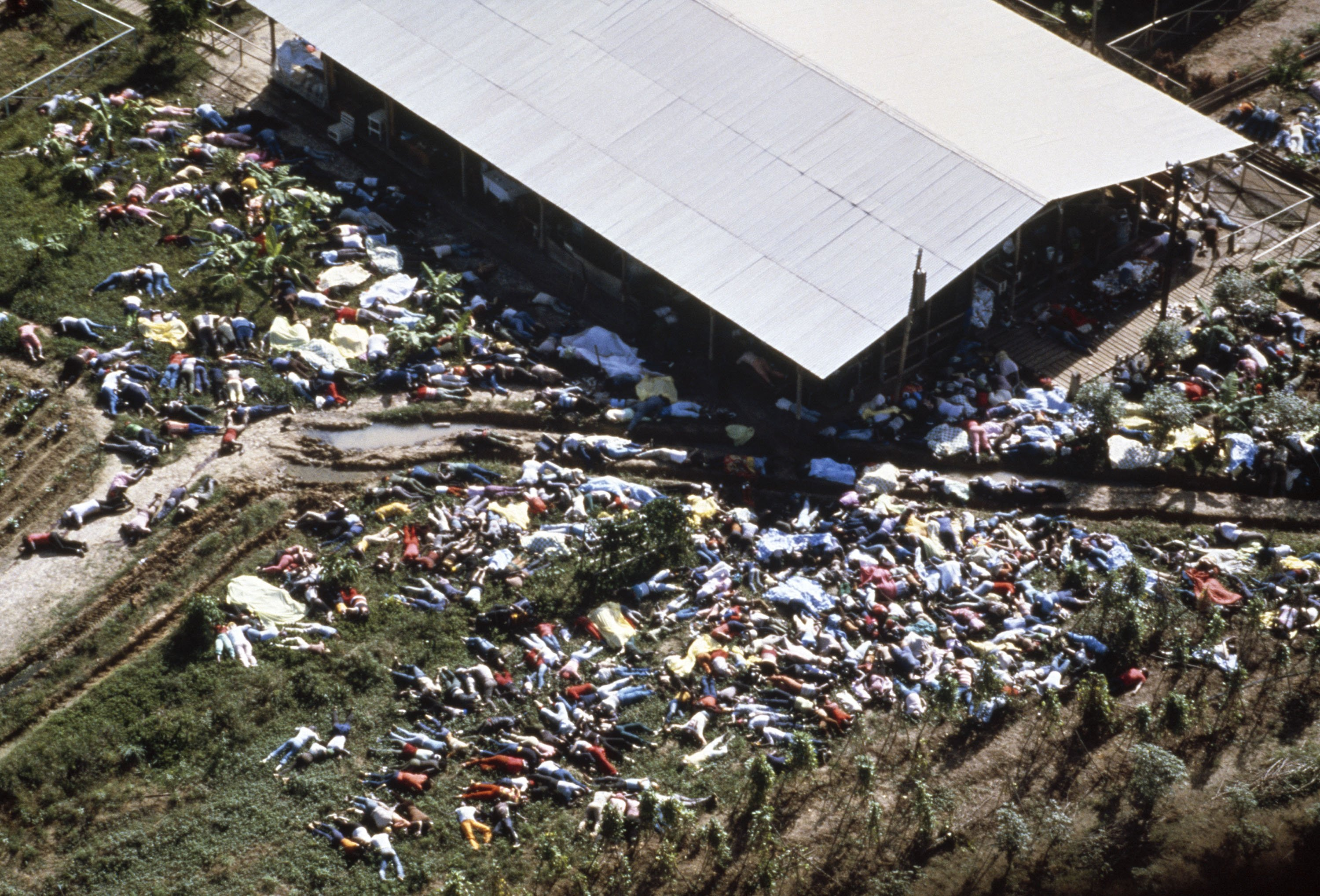The Tragic Story Of Jonestown masaccre