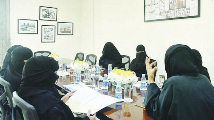59 women advocates appointed in saudi