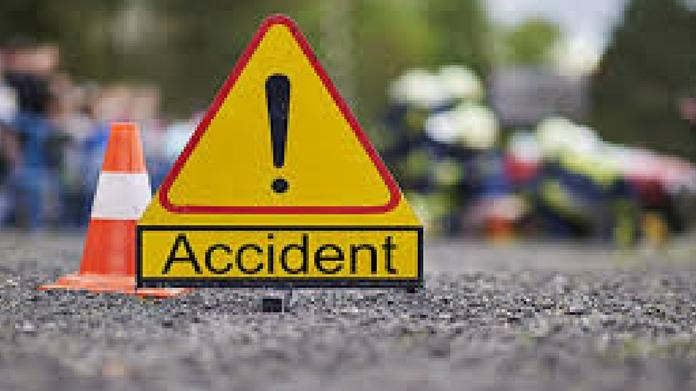 Accident harthal