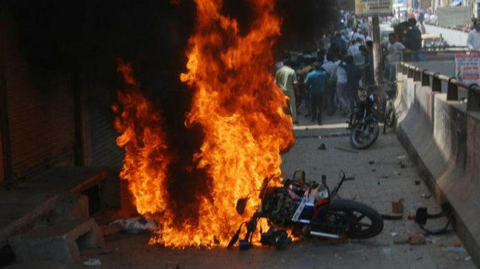 bharath bandh conflict death toll rises