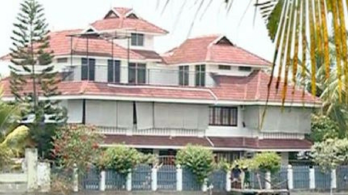 Jayasurya house