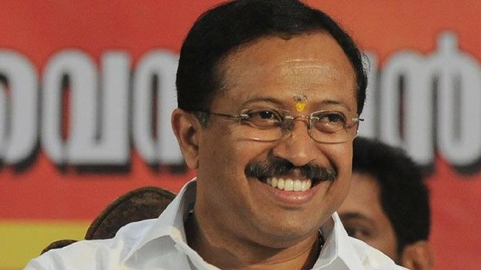 V.Muraleedharan