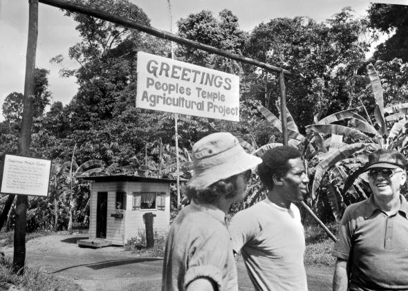 The Tragic Story Of Jonestown masaccre