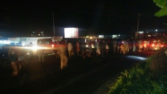 car fell into water at irumbupalam 3 died