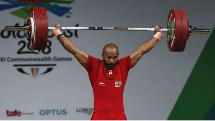 commonwealth games india wins 3rd gold