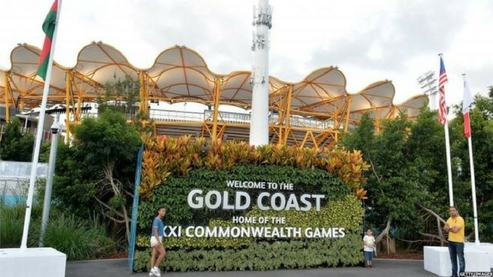 commonwealth games 2018 opening ceremony today