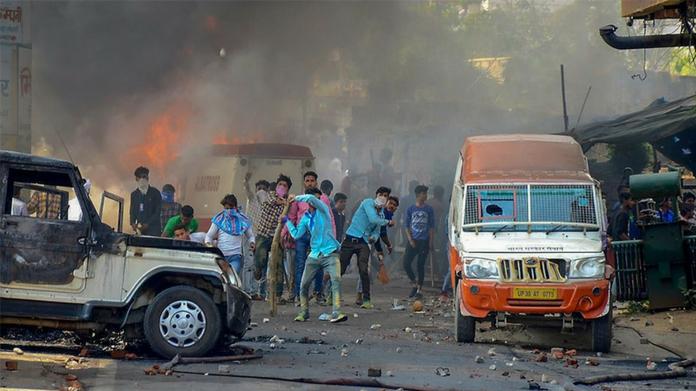 curfew in haridwar amidst bharath bandh conflict