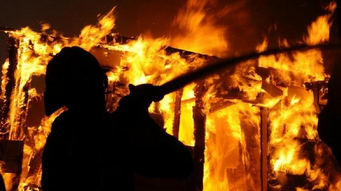 fire broke out in kovalam hotel