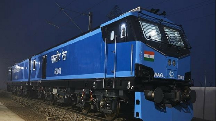 indias fastest electric train flagged off