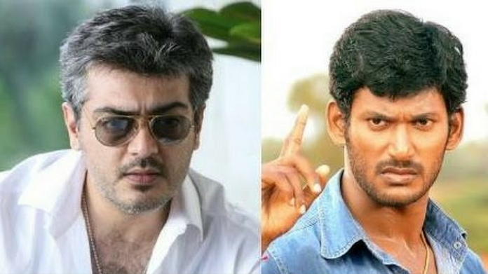 vishal says the thing which he dislikes in ajith