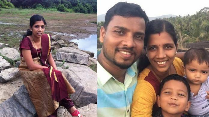kerala govt grants 10 lakhs each to lini kids and offers job to husband