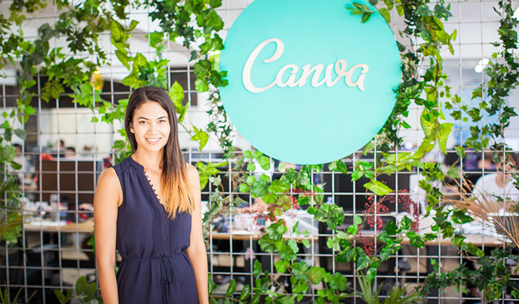 youngest ceo founder of canva