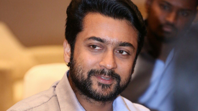 actor surya about the actress he like the most