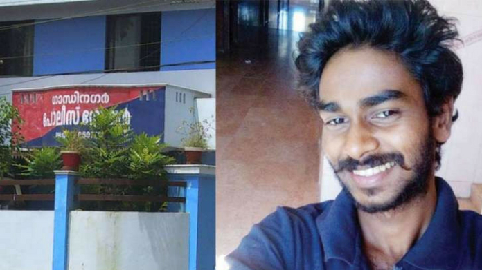 asi biju suspended in connection with kevin murder