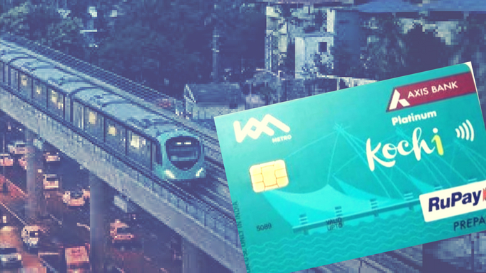 kochi one card can be used in private buses too