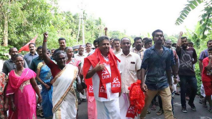 saji cherian vote crossess 6000