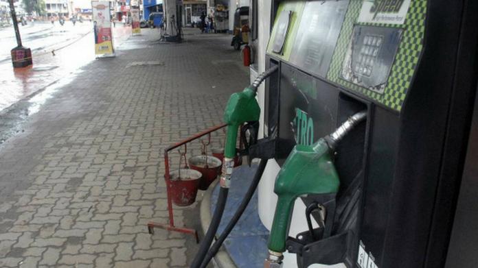 slight decrease in petrol diesel price in kerala