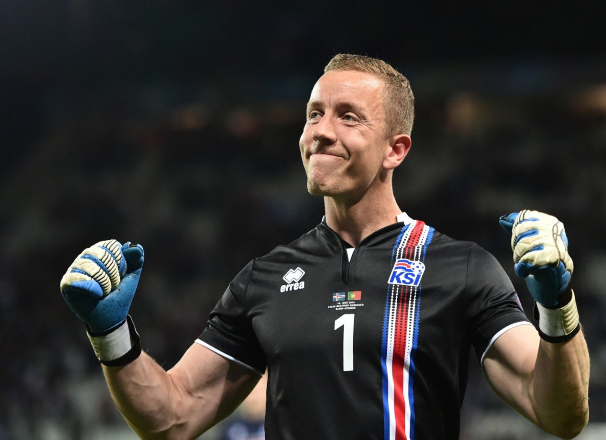 Iceland Keeper The Man Who Stopped Messi penalty kick