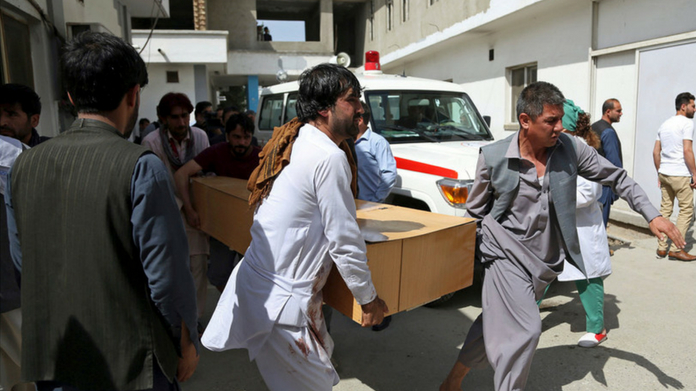12 killed in afghan suicide bombing